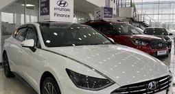 Hyundai Sonata 2021 года за 10 290 000 тг. в Шымкент – фото 3