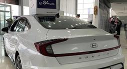 Hyundai Sonata 2021 года за 10 290 000 тг. в Шымкент – фото 4