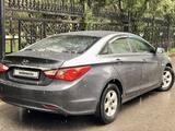 Hyundai Sonata 2010 года за 5 450 000 тг. в Алматы – фото 4