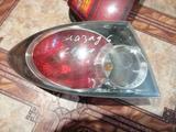 Задний фонарь левый мазда 6 седан за 12 000 тг. в Алматы