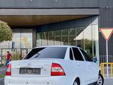 ВАЗ (Lada) Priora 2170 (седан) 2014 года за 3 100 000 тг. в Шымкент – фото 2