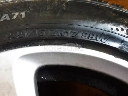 Комплект колес на БМВ Е 60 за 150 000 тг. в Алматы – фото 4