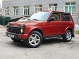 ВАЗ (Lada) 2121 Нива 2018 года за 3 500 000 тг. в Шымкент