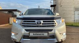 Toyota Highlander 2013 года за 14 500 000 тг. в Уральск – фото 5