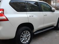 Toyota Land Cruiser Prado 2017 года за 23 000 000 тг. в Алматы