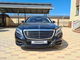 Mercedes-Benz S 400 2014 года за 23 000 000 тг. в Шымкент