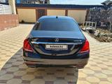 Mercedes-Benz S 400 2014 года за 23 000 000 тг. в Шымкент – фото 4