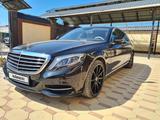 Mercedes-Benz S 400 2014 года за 23 000 000 тг. в Шымкент – фото 5