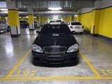 Mercedes-Benz S 55 2003 года за 6 400 000 тг. в Бишкек – фото 4