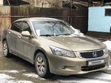 Honda Accord 2007 года за 4 800 000 тг. в Алматы – фото 2