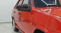 ВАЗ (Lada) 21099 (седан) 2000 года за 1 250 000 тг. в Тараз – фото 2