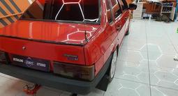 ВАЗ (Lada) 21099 (седан) 2000 года за 1 250 000 тг. в Тараз – фото 3