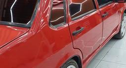 ВАЗ (Lada) 21099 (седан) 2000 года за 1 250 000 тг. в Тараз – фото 4