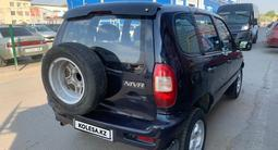 Chevrolet Niva 2004 года за 1 400 000 тг. в Актобе – фото 3