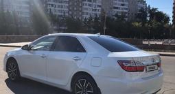 Toyota Camry 2018 года за 10 800 000 тг. в Павлодар – фото 3