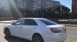 Toyota Camry 2018 года за 10 800 000 тг. в Павлодар – фото 4