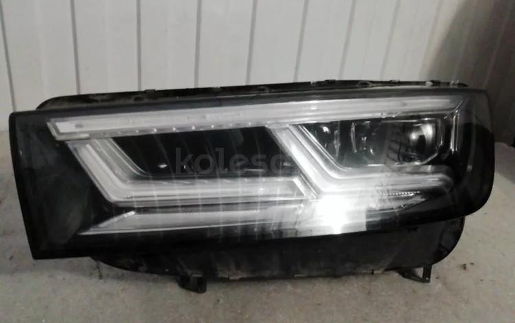 Фара full LED передняя левая Audi sq5 2 Поколение за 375 000 тг. в Алматы