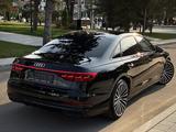 Audi A8 2020 года за 48 700 000 тг. в Алматы – фото 3