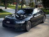 Audi A8 2020 года за 48 700 000 тг. в Алматы – фото 4