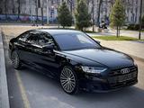 Audi A8 2020 года за 48 700 000 тг. в Алматы – фото 5