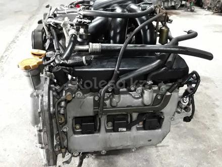Двигатель Subaru ez30d 3.0 L из Японии за 600 000 тг. в Актау – фото 4