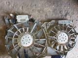 Диффузор вентиляторы в сборе (диффузор, 2 вентилятора, реле блок управления за 50 000 тг. в Алматы – фото 3