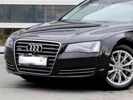 Audi A8 2010 года за 9 000 000 тг. в Алматы
