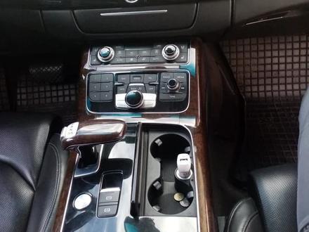 Audi A8 2010 года за 9 000 000 тг. в Алматы – фото 3