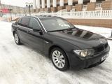 BMW 760 2004 года за 2 800 000 тг. в Атырау