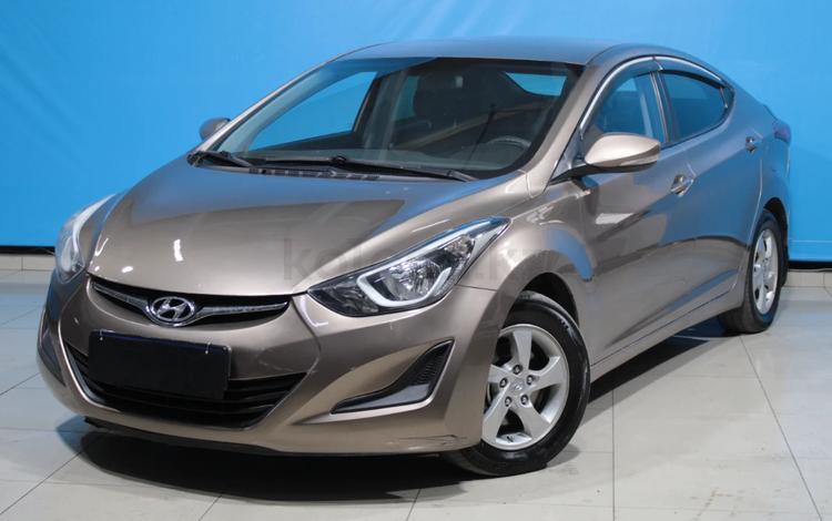 Hyundai Elantra 2014 года за 4 750 000 тг. в Алматы
