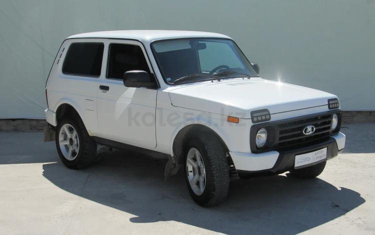ВАЗ (Lada) 2121 Нива 2018 года за 3 300 000 тг. в Кызылорда