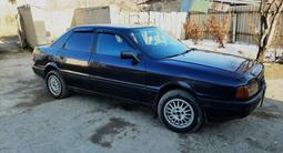 Audi 80 1990 года за 650 000 тг. в Алматы – фото 4