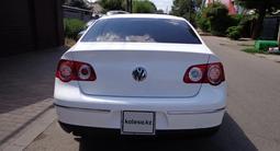 Volkswagen Passat 2007 года за 3 450 000 тг. в Алматы – фото 5