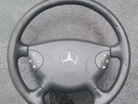 Руль с подушкой на Мерседес w211 за 40 000 тг. в Караганда