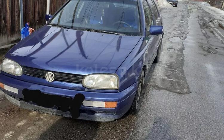 Volkswagen Golf 1996 года за 1 900 000 тг. в Алматы