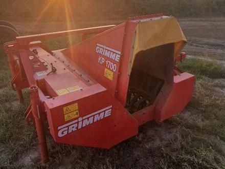 Grimme  KP 1700 ботвоудалитель ботворезка 2015 года за 1 600 000 тг. в Семей
