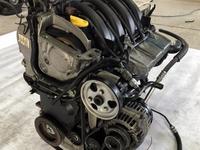 Двигатель Renault Logan, Lada Largus, 1.6 k4m за 280 000 тг. в Нур-Султан (Астана)