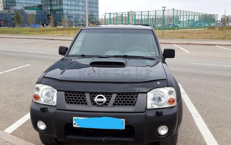 Nissan NP300 2013 года за 4 200 000 тг. в Нур-Султан (Астана)