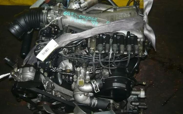 Двигатель на Митсубиси Монтеро Спорт 6 G 72 OHC 24… за 380 000 тг. в Алматы