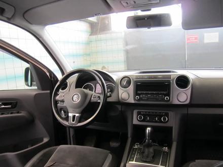 Volkswagen Amarok 2014 года за 13 000 000 тг. в Алматы – фото 23
