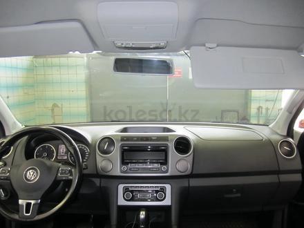 Volkswagen Amarok 2014 года за 13 000 000 тг. в Алматы – фото 30