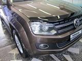 Volkswagen Amarok 2013 года за 12 000 000 тг. в Алматы – фото 3