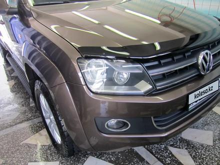 Volkswagen Amarok 2014 года за 13 000 000 тг. в Алматы – фото 5