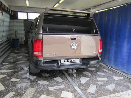 Volkswagen Amarok 2014 года за 13 000 000 тг. в Алматы – фото 8