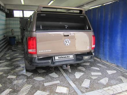 Volkswagen Amarok 2014 года за 13 000 000 тг. в Алматы – фото 6