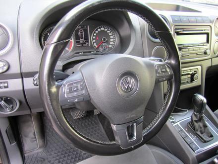Volkswagen Amarok 2014 года за 13 000 000 тг. в Алматы – фото 26