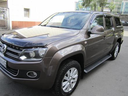 Volkswagen Amarok 2014 года за 13 000 000 тг. в Алматы – фото 11