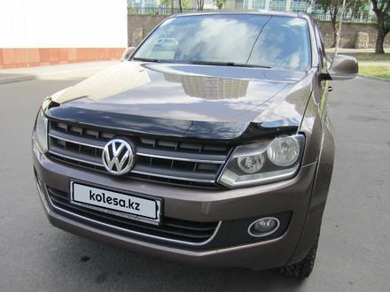 Volkswagen Amarok 2014 года за 13 000 000 тг. в Алматы – фото 17