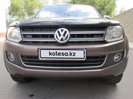 Volkswagen Amarok 2014 года за 13 000 000 тг. в Алматы – фото 12
