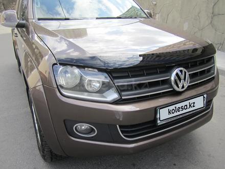 Volkswagen Amarok 2014 года за 13 000 000 тг. в Алматы – фото 18
